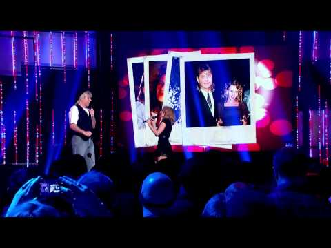 Kylie Minogue, David Walliams & Jason Donovan - Especially For You (Sport Relief 21.03.2014)
