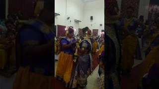 Ponnu Wedding Entree  (Monicatheva) 9/4/2017