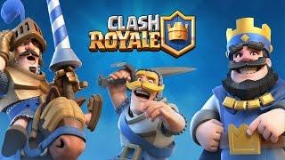 Прохождение Clash Royale - Залипаю в эту отличную игру 1