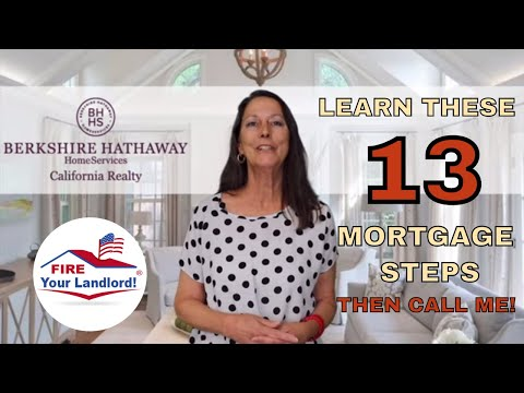 13-simple-mortgage-steps!-home-loan!s-how-to-qualify-|-buy-a-home