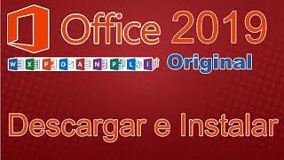 Office 2019 Professional Plus con actualizaciones nuevo