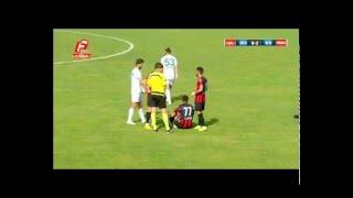 MUĞLASPOR  3 - 2  Utaş Uşakspor  (2.YARI ve Maç Sonu - 10.04.2016 )