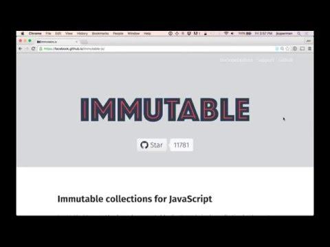 Immutable.js part 1 - Map