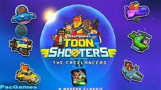 Toon Shooters 2: The Freelancers Max Upgrades