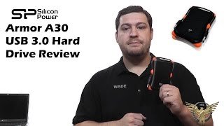 Silicon Power Armor A30 USB 3.0 Hard Drive Review
