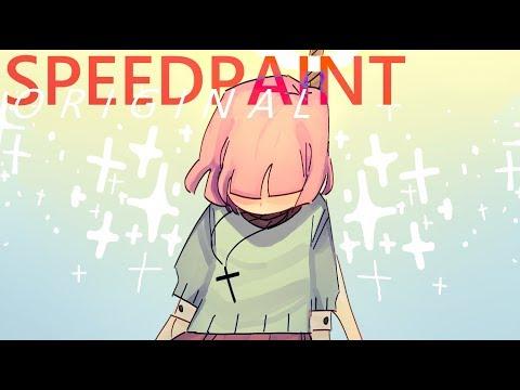 [SPEEDPAINT] Dream a Little Dream Of Me - Original