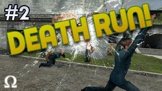 DeathRun | #2 - BIGGEST SCRUBS EVER | Ft. JackSepticEye, LordMinion