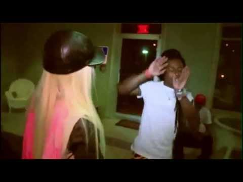 Off Camera I'll Be Hitting That Lil Wayne & Nicki Minaj Clowning Outside + Drake Kissing On Nicki