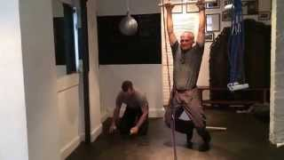 Steve Maxwell: Hardware Store Strength Workout
