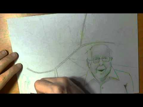 lets draw graffiti - higgs boson cern (part 1/5) #004