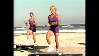 Rock Hard with Robin Stoloff - One Hour Cardio and Weight Workout