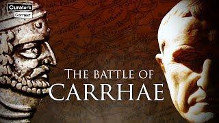 Parthia V Rome: The battle of Carrhae I Curator
