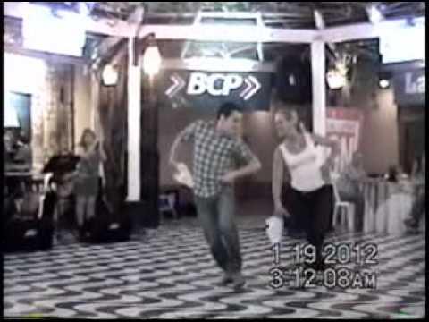 Marinera Norteña en el Club Libertad de Trujillo 2012