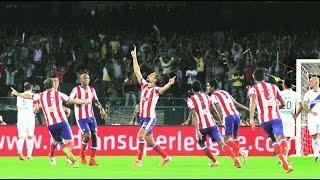 Hero ISL ..Final match || First goal by rafique.(kolkata) || kerala blaster s FC vskolkata