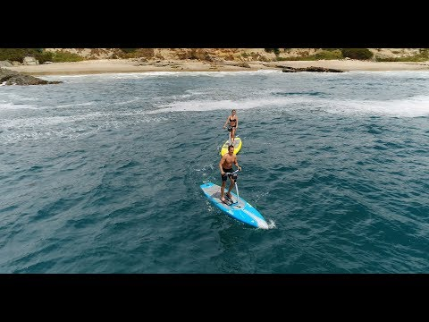 "Review of Hobie Mirage Eclipse 10'6"" Recreational Stand Up Peddle Board 1"