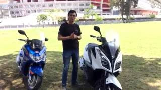 Review Dontown 300i - Club Scooter Kymco Costa Rica