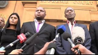 Johannesburg's Equality Court ruled on Monday 12 September that Julius Malema's singing of 'dubula ibhunu' constituted hate speech.