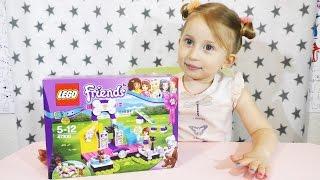 Lego Friends Set IGRALISTE za Kucne Ljubimce - Igramo se! Lego Prijatelji Video