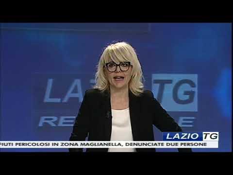LAZIO TG del 23/07/2021 edizione delle 13.30