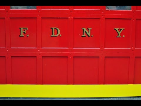 #1 - NEW YORK CITY - FDNY FIRE DARS SCANNER (HARLEM FIRE)