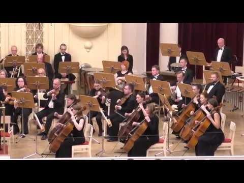 "Maurice Ravel ""BOLERO"" Морис Равель 20.04.2016 оркестр Карельской филармонии, Анатолий Рыбалко"