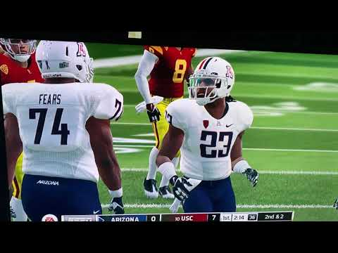 NCAA FOOTBALL 14 USC DYNASTY EP#6!! OUR DEFENSE IS THE BEST IN THE COUNTRY!!