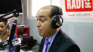 مسيرة وزير الشباب و الرياضة مع مومو على هيت راديو