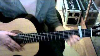 Love you till the end, The Pogues, tutorial, gitarre, guitar how to play