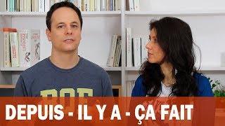 """""""Depuis"""", """"Il y a"""", """"Ça fait... que"""" en Francés thumbnail"""