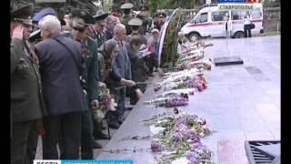 В Астрахани осквернили памятник.
