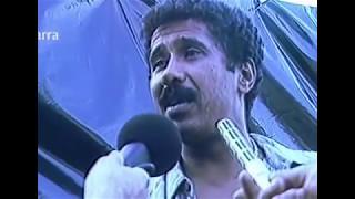 الشاب خالد لقاء نادر السيد مقود من صغره cheb khaled