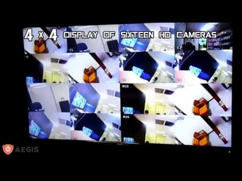 The Watchman™ HD  IP Camera Decoder by Aegis Security Products