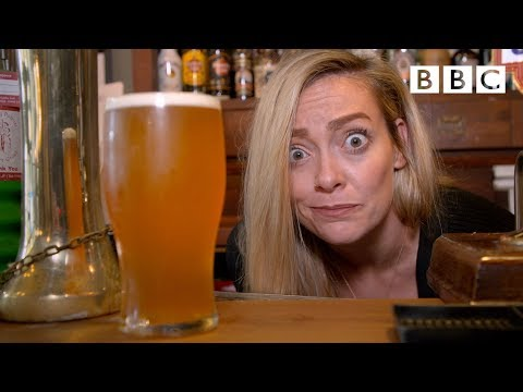How you've been drinking beer WRONG your entire life BBC