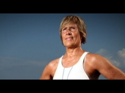 64-Year-Old Diana Nyad Swims From Cuba to Florida