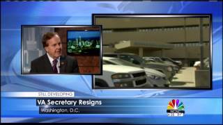 WCNC:  Congressman Pittenger on V.A. scandal