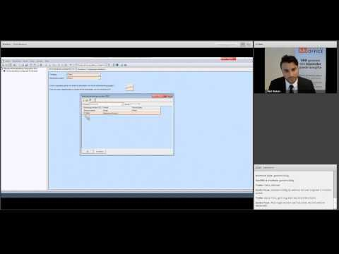 SBO Webinar Adviessignalering   04-07-2013