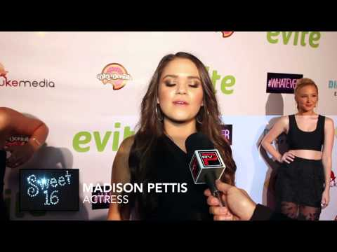 Madison Pettis Turns 16! Her Fave Music, Fashion Advice, Lab Rats & Her Celeb Friends!