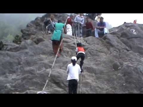 TENZIN ROCK Climbing , Darjeeling Himalayan Mountaineering Institute (HMI)