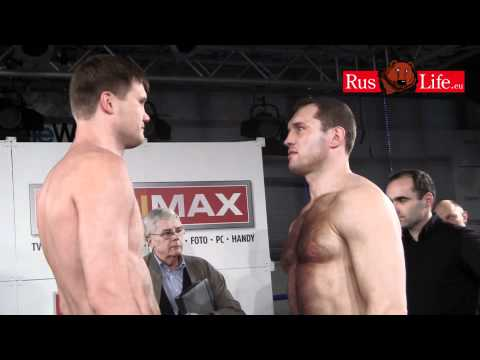Alexander Dimitrenko vs. Albert Sosnowski Face To ...