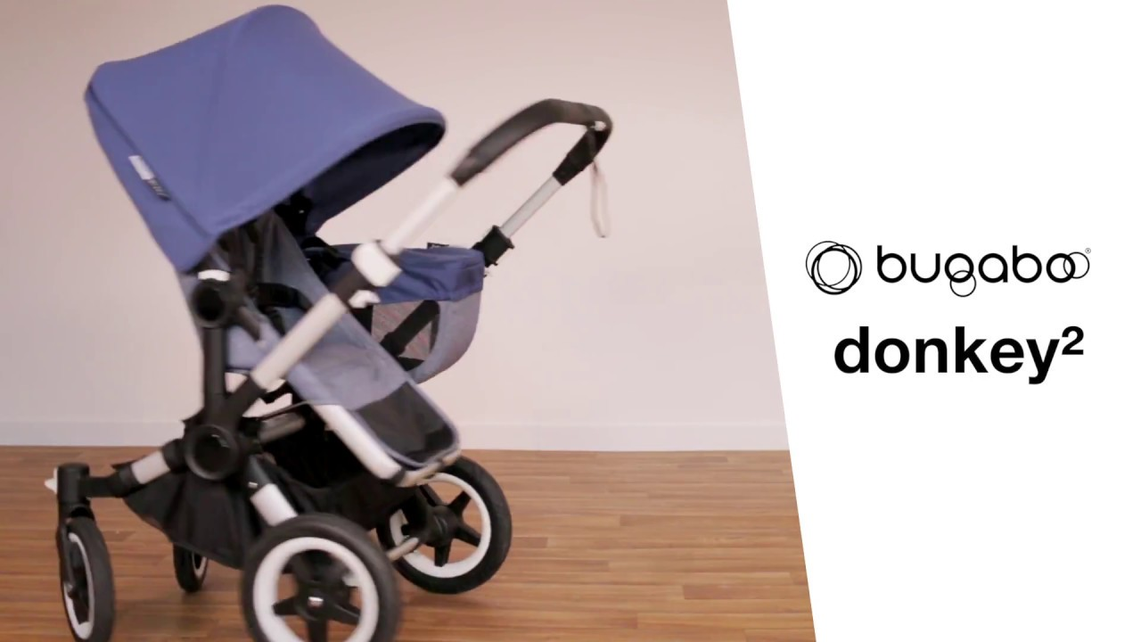 Normbreite Tür Bugaboo Donkey Duo Produkt Features Ad