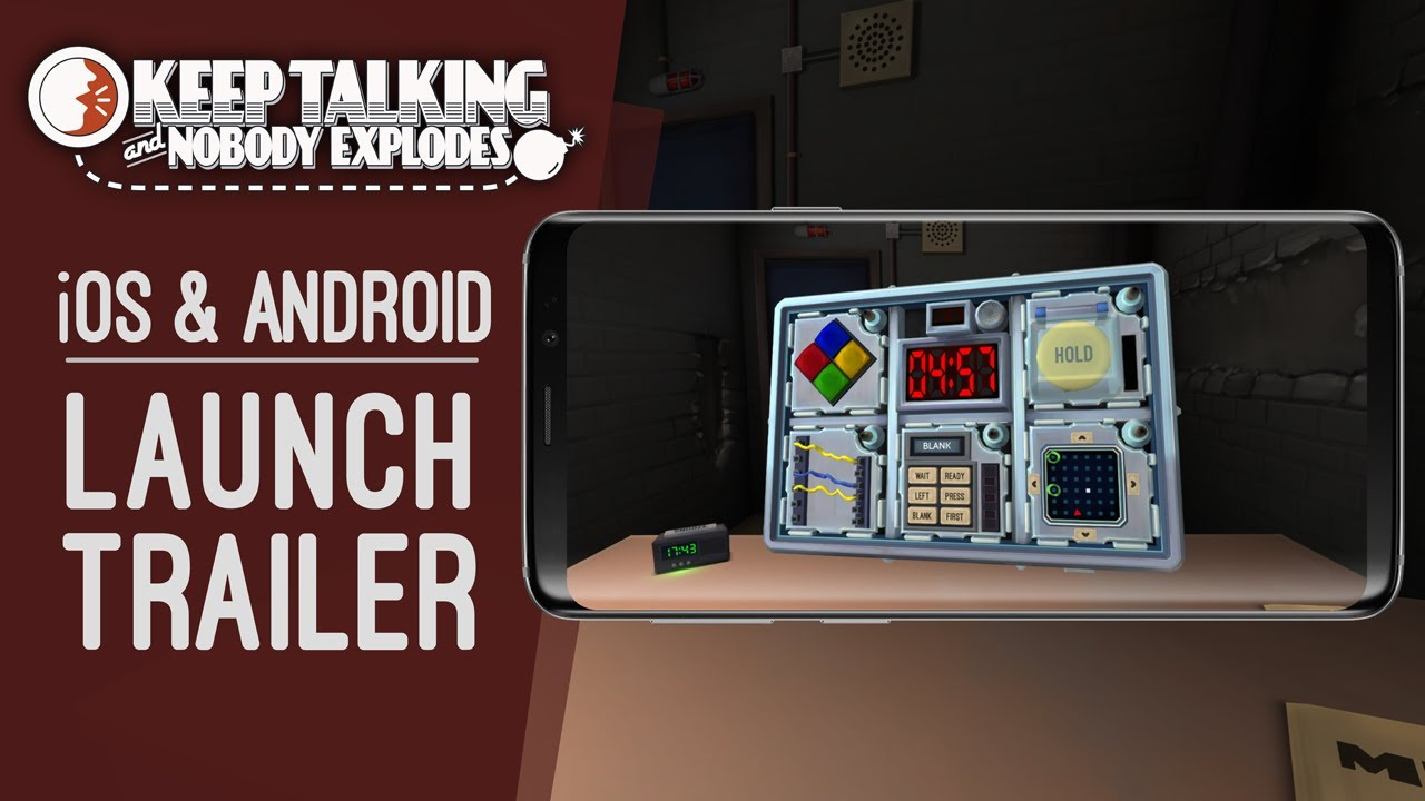 Keep Talking and Nobody Explodes - Defuse a bomb with your friends
