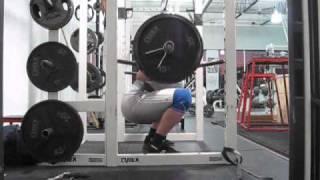 475 Squat Workout