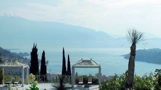 Lake view villa Salo for sale Lake Garda Italy  |  Villa Salò vendita vista Lago di Garda