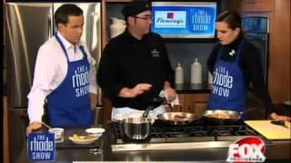 Filet & Lobster W/ Forestiere Mushrooms