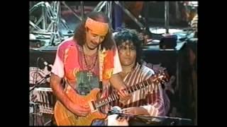 Santana with Ry Cooder