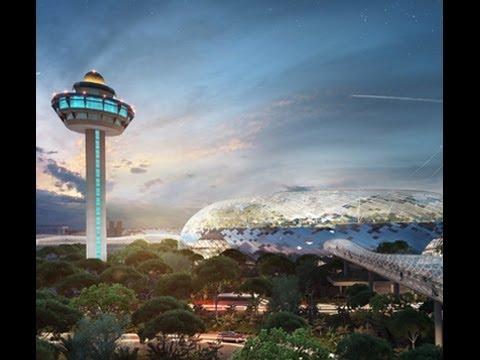 Singapur Changi, el mejor aeropuerto del mundo