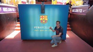 Barcelona - camp nou stadium tour   john kilpatrick