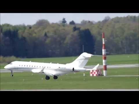 [Landing] FAI rent a jet @ Hamburg Fuhlsbüttel