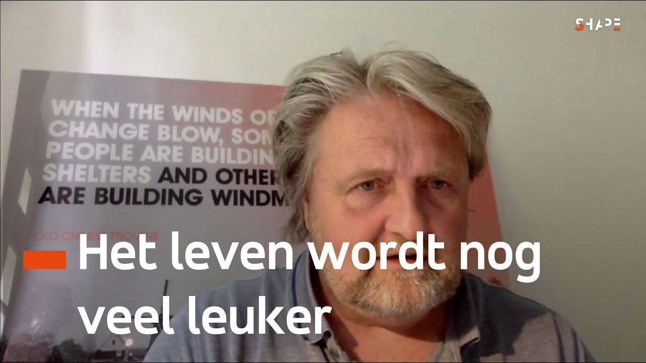 'Het leven wordt alleen nog maar leuker' | Ruud Koornstra | Corona KeukenCast