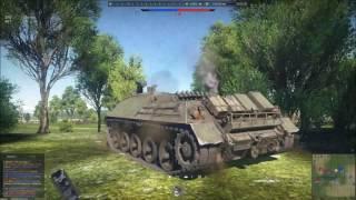 War Thunder Gameplay Tier 5 Allemand FR